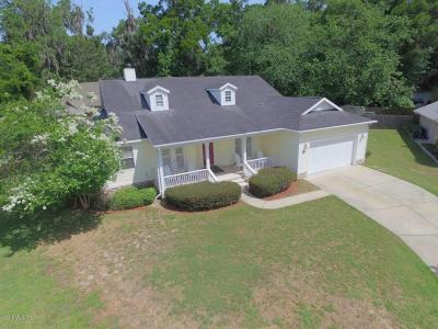 Ocala Single Family Home For Sale: 4752 SE 34th Terrace