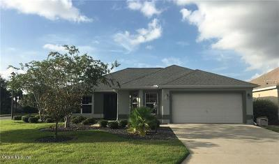 The Villages Single Family Home For Sale: 1001 Shellbark Way