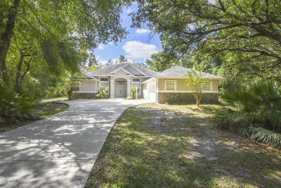 Dunnellon Single Family Home For Sale: 10353 N Natchez Loop