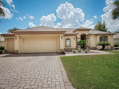 Summerfield Single Family Home For Sale: 13315 SE 97th Terrace Road