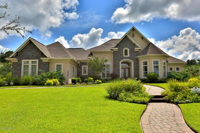 Ocala FL Single Family Home For Sale: $759,500