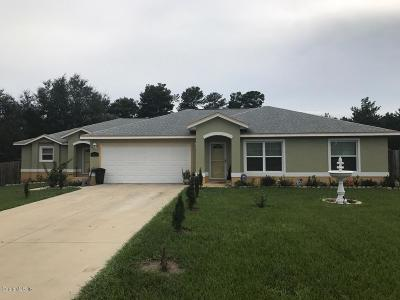 Ocala Single Family Home For Sale: 9858 SW 38th Avenue