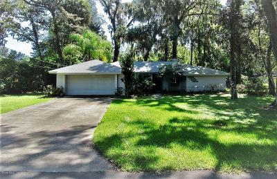Woodfields Single Family Home For Sale: 721 SE 15th Avenue