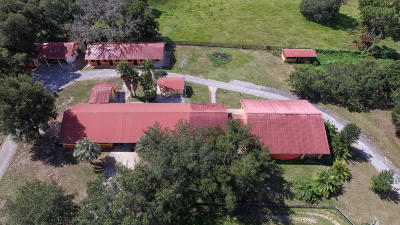 Summereffield, Summerfield, Summerfield Fl, Summerfiled Farm For Sale: 16921 SE 19th Court