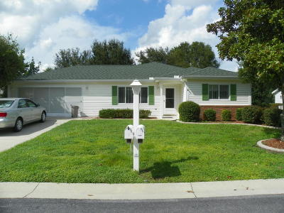 Dunnellon Single Family Home For Sale: 11265 SW 139th Street