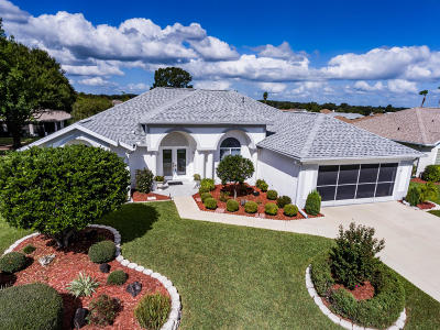 Lake County, Marion County Single Family Home For Sale: 5319 NW 20th Place