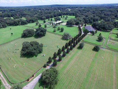 Reddick Farm For Sale: 11150 NW 104th Place