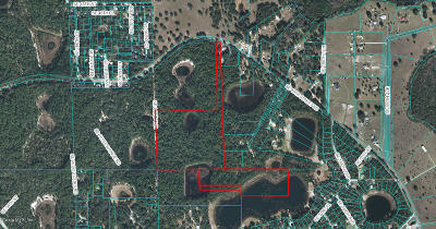 Residential Lots & Land For Sale: SE 49th St Road