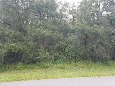 Rainbow Spgs Wd Residential Lots & Land For Sale: SW 202 Avenue Road