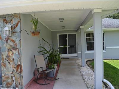 Dunnellon Single Family Home For Sale: 21101 SW Plantation Street