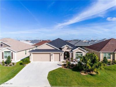 The Villages Single Family Home For Sale: 858 Kauska Way
