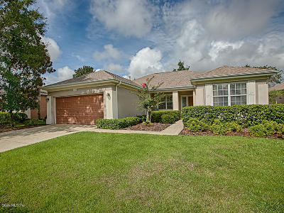 Summerfield Single Family Home For Sale: 13300 SE 92nd Court Road