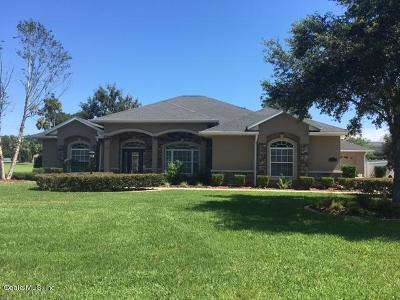 Marion County Single Family Home For Sale: 3917 SE 40th St.