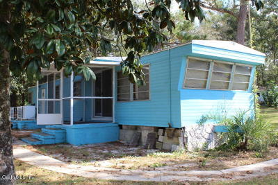 Ocala Mobile/Manufactured For Sale: 39 SW 156th Court