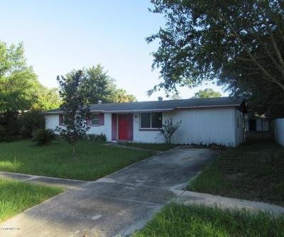 Citrus Springs Single Family Home For Sale: 2245 W Devon Drive