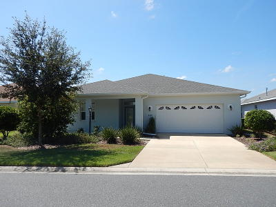 Lake County, Marion County Single Family Home For Sale: 9300 SW 94th Loop