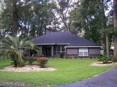 Ocala Single Family Home For Sale: 2029 NW 111th Loop