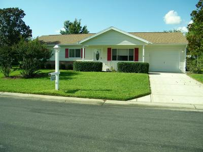 Dunnellon Single Family Home For Sale: 11675 SW 137th Loop