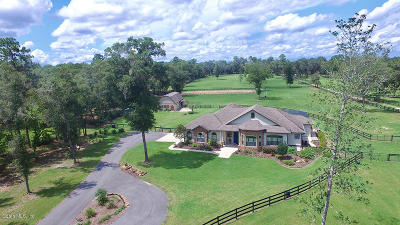 Ocala Farm For Sale: 14531 W Highway 328