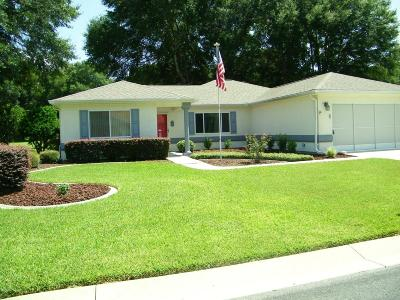Dunnellon Single Family Home For Sale: 14119 SW 112th Circle