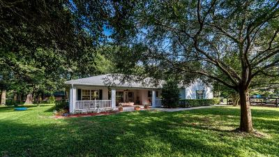 Ocala Farm For Sale: 25 NW 127th Court
