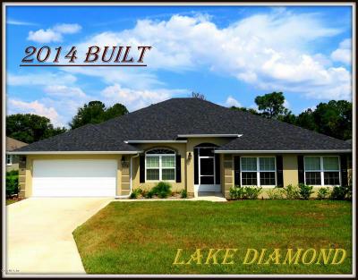 Lake Diamond Single Family Home For Sale: 49 Diamond Club Road