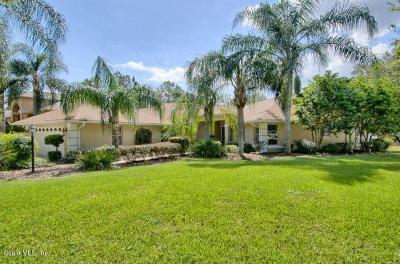 Ocklawaha FL Single Family Home For Sale: $723,900