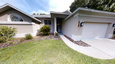 Dunnellon Single Family Home For Sale: 19785 SW 93rd Lane