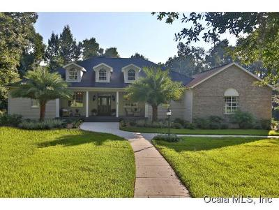 Ocala Single Family Home For Sale: 1901 SW 55th