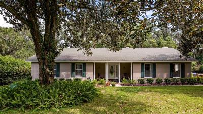Woodfields Single Family Home For Sale: 2301 SE 5 Street