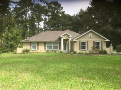 Belleview Single Family Home For Sale: 4609 SE 112th Place