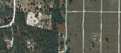 Residential Lots & Land For Sale: SW 152nd Court