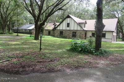 Marion County Single Family Home For Sale: 1941 SE 51st Terrace