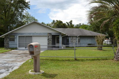 Marion County Single Family Home For Sale: 90 Teak Loop