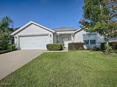 Summerfield Single Family Home For Sale: 13298 SE 86th Circle