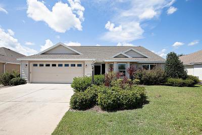 The Villages Single Family Home For Sale: 2596 Montclair Lane