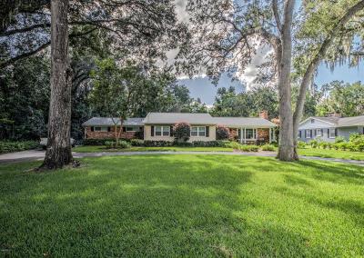 Ocala Single Family Home For Sale: 1410 SE 20th Avenue