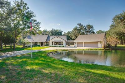 Ocala Farm For Sale: 3686 NW 130th Avenue