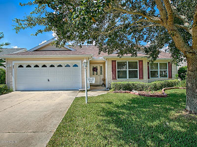 The Villages Single Family Home For Sale: 995 Livingston Loop