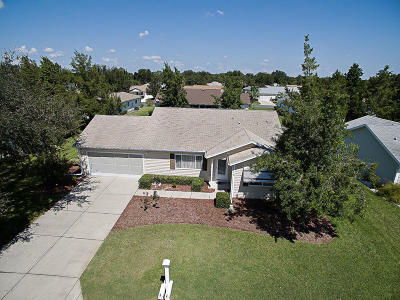Dunnellon Single Family Home For Sale: 11579 SW 140th Loop