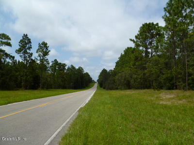 Residential Lots & Land For Sale: 6231 SE County Road 337 Country Road