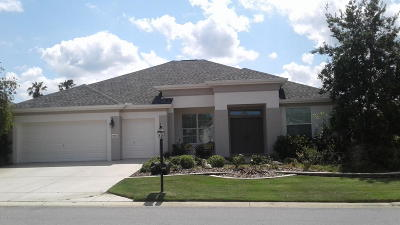 Summerfield Single Family Home For Sale: 12604 SE 97 Terr Rd