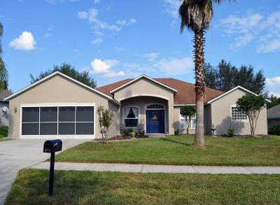 Groveland Single Family Home For Sale: 420 Regatta Drive