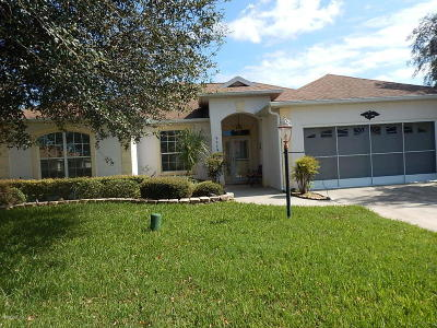 Ocala FL Single Family Home Sold: $181,000