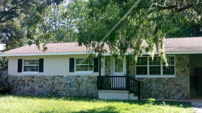 Ocala Single Family Home For Sale: 2601 SE 8 Avenue