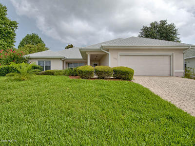Summerfield Single Family Home For Sale: 17220 SE 115th Terrace Road