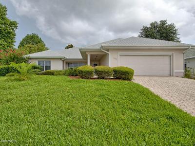 Summerfield FL Single Family Home For Sale: $219,000