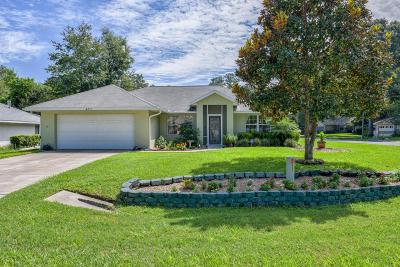 Ocala Single Family Home For Sale: 4271 NE 32nd Circle