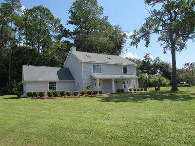 Dunnellon Single Family Home For Sale: 19990 Cardinal Court