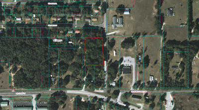 Belleview Residential Lots & Land For Sale: SE 70th Avenue